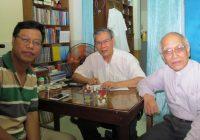 LM Phan Văn Lợi bị chặn trên đường đi lễ