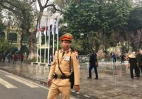 Hà Nội: Tưởng niệm Gạc Ma nhanh chóng bị giải tán