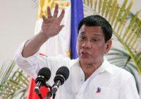 TT Philippines: Căn cứ Trung Quốc ở Biển Đông chỉ để chống Mỹ