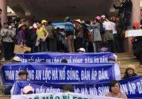 Nhà hoạt động: khởi tố vụ biểu tình Lộc Hà là 'thêm dầu vào lửa'