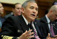 Tư lệnh Thái Bình Dương của Mỹ cảnh báo về sức mạnh quân sự Trung Quốc