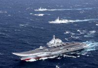 Biển Đông: Tàu sân bay Trung Quốc lại tập trận gần Hoàng Sa?