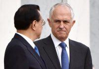 Canberra tố cáo tình báo Trung Quốc mở rộng hoạt động tại Úc