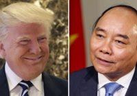 Thư gửi TT Trump áp lực Hà Nội tôn trọng nhân quyền