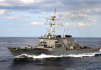 Biển Đông: Chiến hạm Mỹ lại tuần tra vùng 12 dặm quanh Đá Vành Khăn