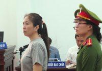 """Blogger """"Mẹ Nấm"""" bị tuyên án 10 năm tù"""