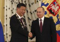 Nga – Trung hợp lực đối đầu với Mỹ