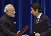 Ấn, Nhật hợp tác phát triển cạnh tranh với Trung Quốc