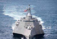 Hai Tàu Hải quân Mỹ thăm cảng Cam Ranh