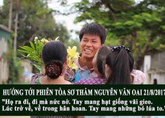 Phóng Viên Không Biên Giới kêu gọi trả tự do cho blogger Nguyễn Văn Oai