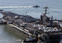 Hàng không mẫu hạm Mỹ thăm VN là 'thay đổi tư duy' của Hà Nội