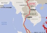 Bắc Kinh bành trướng xuống ASEAN với Con Đường Tơ Lụa qua Lào