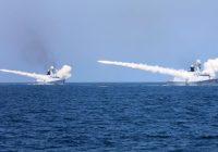 Trung Quốc đâu chỉ tập trận ở sát biển Việt Nam