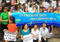 Công an bắt thầy giáo Đào Quang Thực