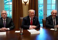 Đối phó với Bình Nhưỡng, Trump xem xét các phương án quân sự