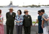 Tổng thống Đài Loan tới Hawaii dù Trung Quốc phản đối