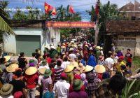 Nghệ An: Bất ổn không được giải quyết tại giáo họ Đông Kiều