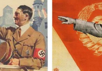 Tuyên truyền Đức Quốc Xã và tuyên truyền Cộng Sản