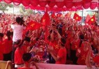 Hội Cờ Đỏ: Có bàn tay của Hoa Nam? Giáo dân có thể chống trả nếu  bị tấn công.
