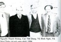 Cao Thế Dung và cuộc thảm sát Tổng thống Ngô Đình Diệm và ông Ngô Đình Nhu