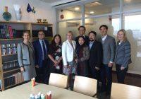 Ngoại trưởng Thụy Điển gặp các nhà XHDS