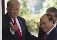 Mậu dịch và an ninh, hai trọng tâm của Trump ở Việt Nam