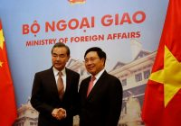 Biển Đông: Trung Quốc thông báo đạt được một thỏa thuận với Việt Nam