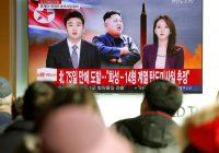 Bắc Triều Tiên bắn thử tên lửa có tầm bắn tới thủ đô Mỹ