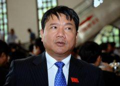 Ông Đinh La Thăng bị khởi tố, tạm giam