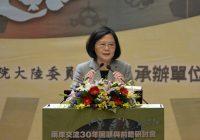 Tổng thống Đài Loan thề bảo vệ người dân trước đe dọa từ Trung Quốc