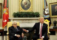 Chính sách của Mỹ về Trung Quốc, từ Kissinger đến Trump