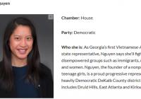 Con gái gia đình tị nạn Việt thành dân biểu tiểu bang