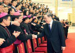 CS Trung Quốc muốn Giáo Hội Công Giáo làm nô lệ (?)