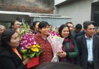 """Bà Cấn Thị Thêu """"Tiếp tục đấu tranh giành lại đất đai đã bị cướp"""""""