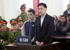 Nhà hoạt động môi trường Hoàng Bình bị tuyên y án 14 năm tù