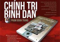 """Blogger Phạm Đoan Trang bị câu lưu vì sách """"Chính trị bình dân"""""""