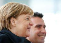 Thủ tướng Đức cảnh báo về ảnh hưởng của Trung Quốc ở châu Âu