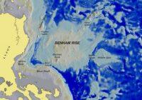 Manila phản đối Bắc Kinh đặt tên cho thực thể ngầm ở vùng biển Benham Rise