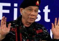 Duterte thông báo rút Phillipines khỏi Tòa Án Hình Sự Quốc Tế