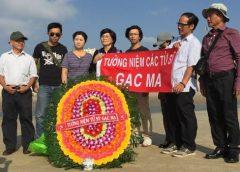 Đàn áp tưởng niệm Gạc Ma vì nhu nhược trước Trung Quốc