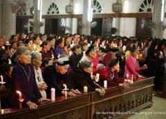 Bất bình với tòa án lén lút: Giáo Hạt Văn Hạnh nổi lửa hiệp thông với tù nhân lương tâm