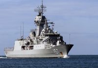 Ba chiến hạm Úc bị Trung Quốc quấy rối trên đường đến thăm Việt Nam