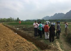 Các nhà hoạt động dân sự đến Đồng Tâm bị xách nhiễu